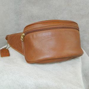 Coach Vintage Fanny/Belt Pack British Tan EXC